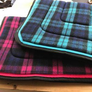 Saddle Blankets ~ Woollen Range